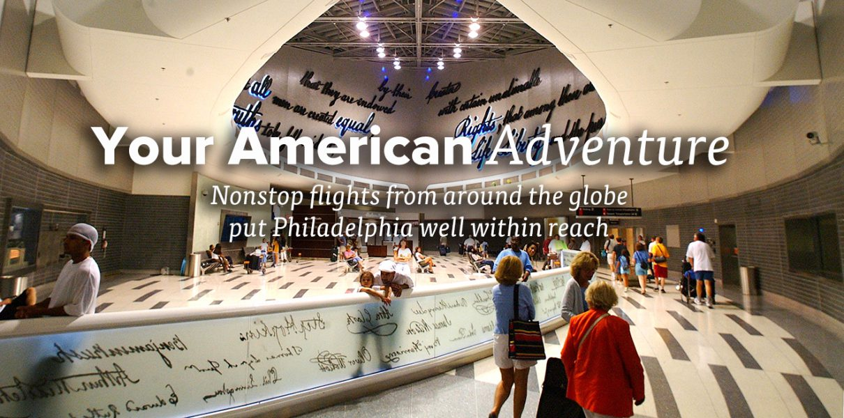 Your American Adventure