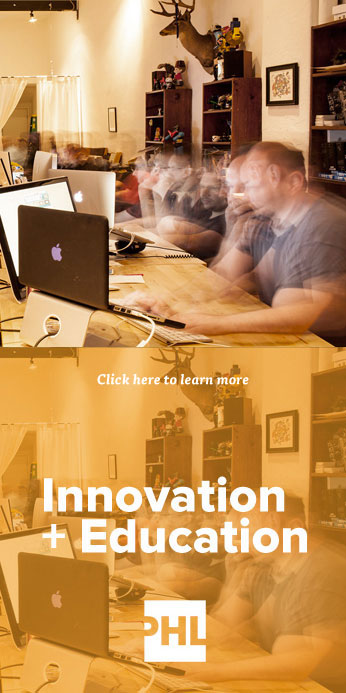 innovation + education