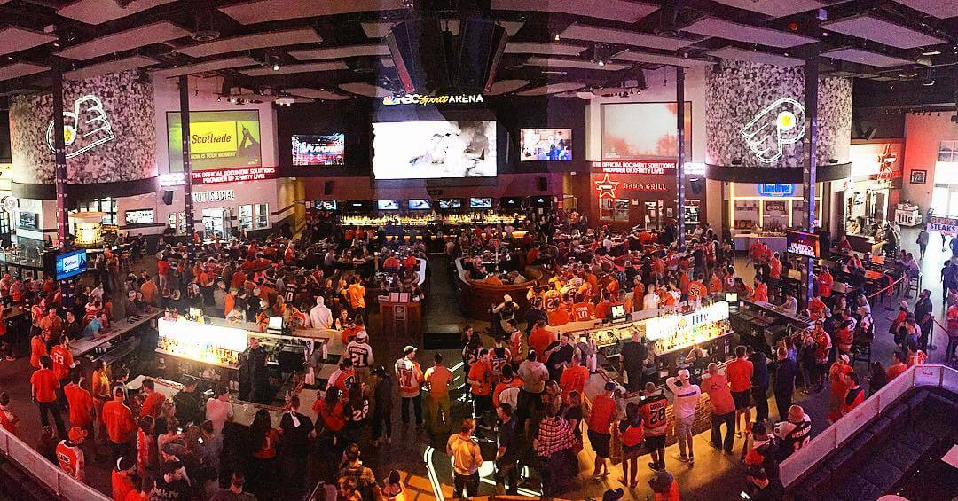 Top Sports Bars in Philadelphia