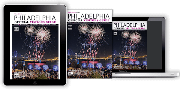Philadelphia Official Visitors Guide - Fall 2019 edition