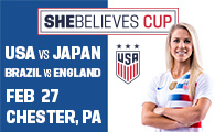 SheBelieves Cup